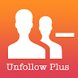 Unfollow plus  for IG(In*tagram) icon