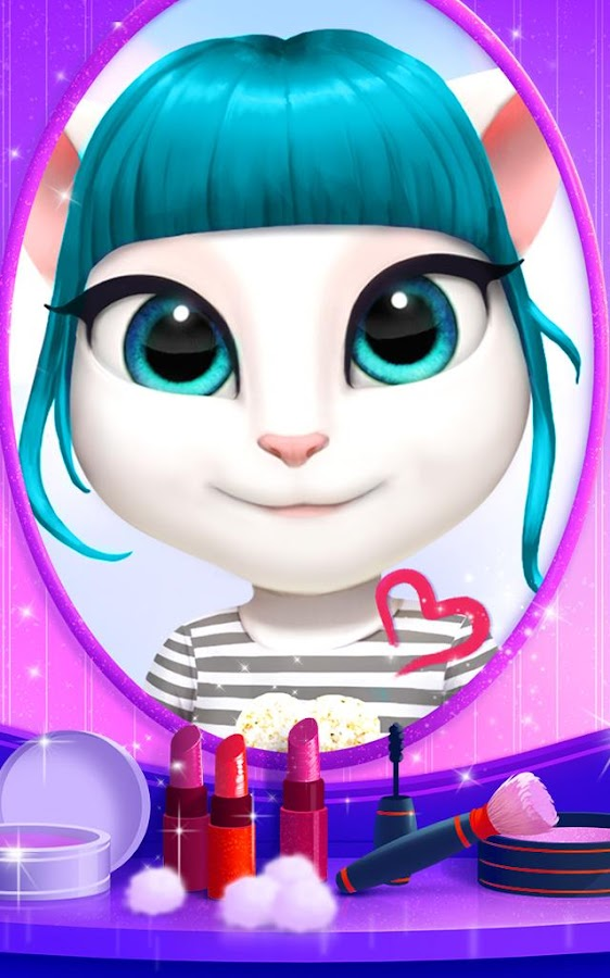 Meine Talking Angela – Screenshot