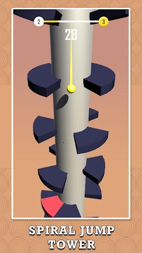 Spiral Jump Tower 5.0 {cheat|hack|gameplay|apk mod|resources generator} 3