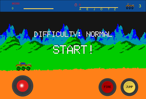 Moon Patrol modavailable screenshots 4
