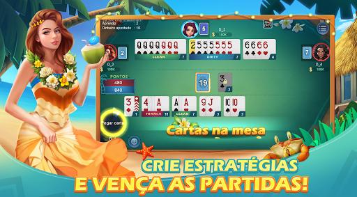 Tranca ZingPlay: jogo de cartas grátis online screenshots 1
