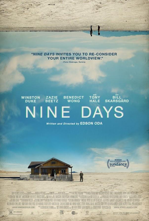 Nine Days official site