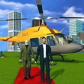 USA President Helicopter Sim