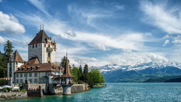 Lake Thun; Bern