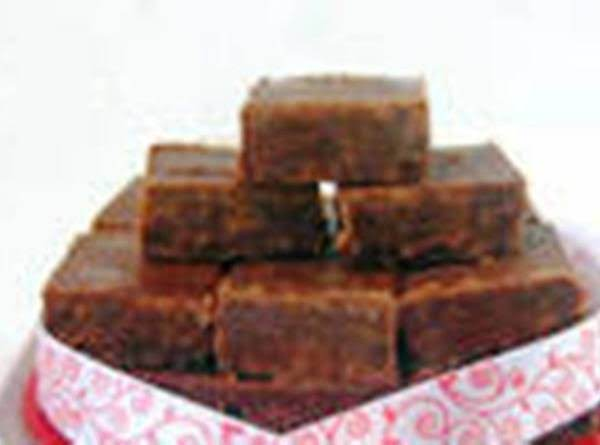 Old Fashioned Gingerbread Fudge Recipe
