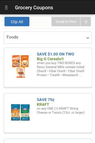 Grocery store coupon apps android