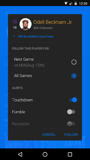 ncaa football forum college football scores app