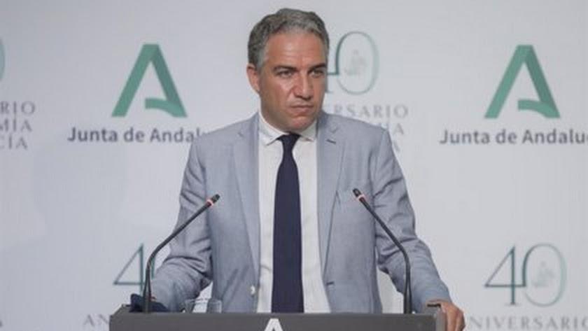 Imagen de archivo de Elías Bendodo.