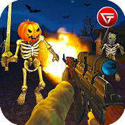Zombie Night Party: FPS Shooting Game 2020