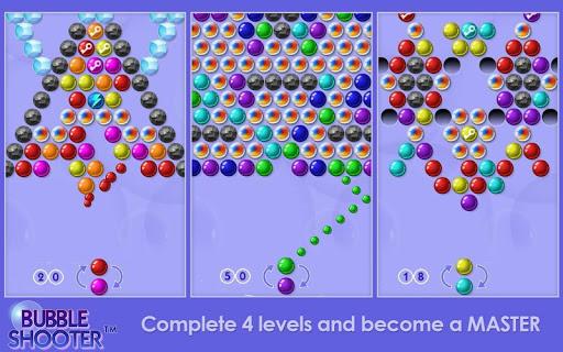 Bubble Shooter Classic Free 4.0.55 screenshots 6