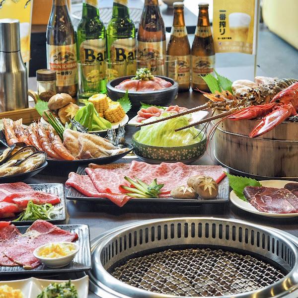 燒肉眾精緻炭火燒肉 台北西門店