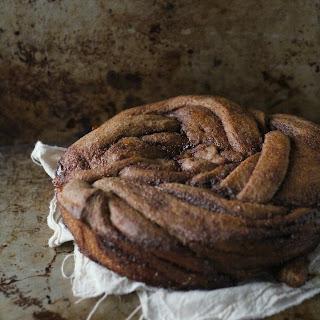 Sourdough Cinnamon Swirl Bread.