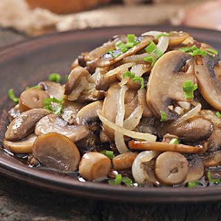 Mark Bittman's Mushroom Stir-Fry