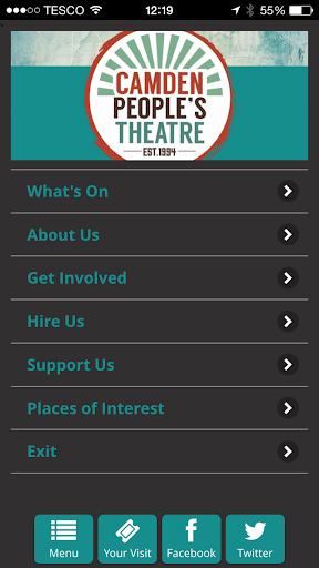 Camden People's Theatre
