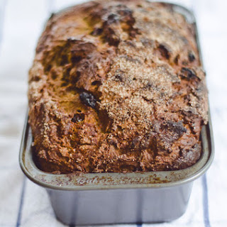 Cinnamon Raisin Pumpkin Bread   Gluten Free
