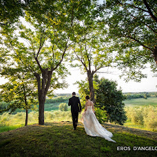 Wedding photographer Eros D Angelo (eros). Photo of 13.06.2015