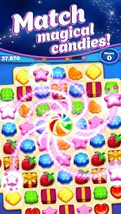 Crafty Candy – Match 3 Adventure 1.82.1 Apk Mod (Unlimited Coins) Download Latest Version 1