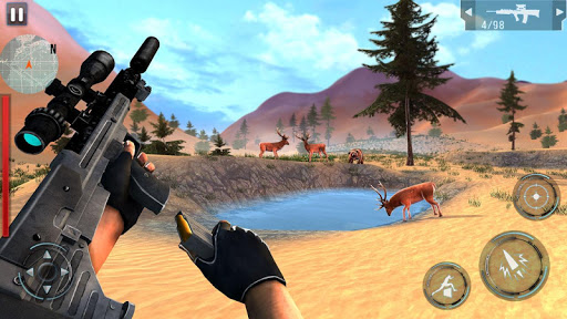 Safari Deer Hunting Africa: Best Hunting Game 2020 1.21 screenshots 4