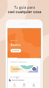 Headspace: Meditación y Mindfulness Screenshot