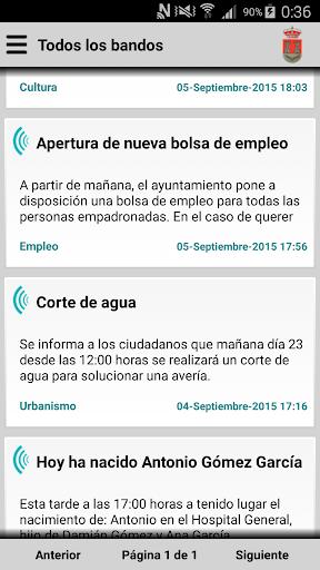 Medina de las Torres Informa