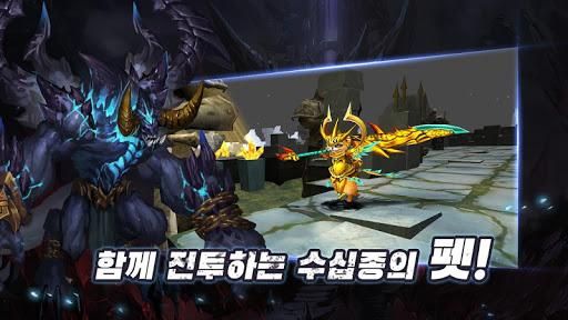 나혼자한다! : 방치형 RPG poster