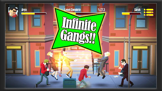 City Fighter vs Street Gang 10