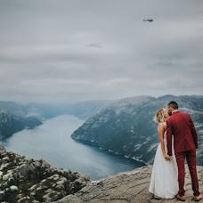 Wedding photographer Rafał Pyrdoł (RafalPyrdol). Photo of 05.11.2018