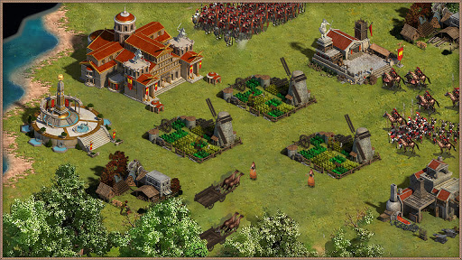 Abyss of Empires: The Mythology apktreat screenshots 2