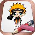 Drawing Lessons Naruto icon