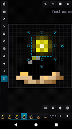 Draw Pixel Art Pro APK screenshot thumbnail 2