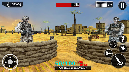 New Gun Games Fire Free Game: Shooting Games 2020 1.0.9 screenshots 18
