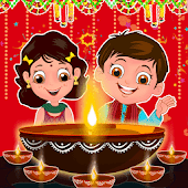 Diwali Photo Frame, profile picture- 2017