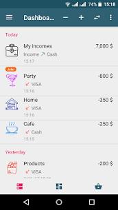 KeepFinance: Expense manager 1.7.4.3 Mod + Data Download 3