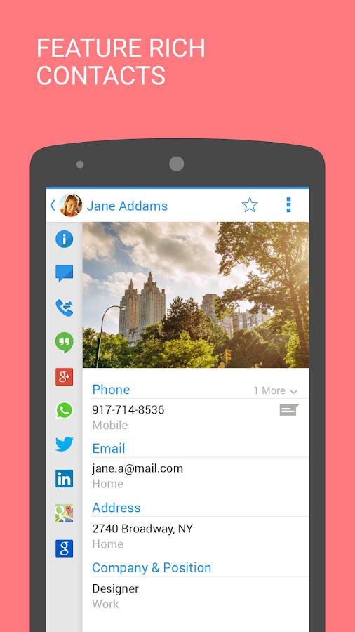 Caller ID + - screenshot