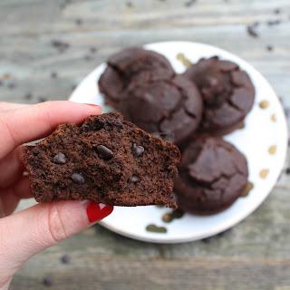 Healthy Mocha Brownies