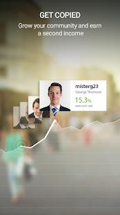 eToro - Social Trading - náhled