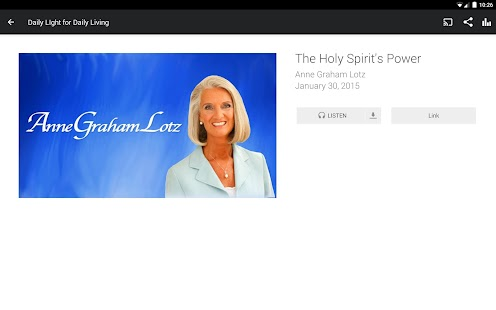 Anne Graham Lotz- screenshot thumbnail