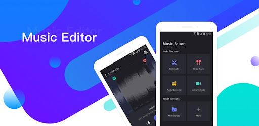 Music Editor [No Ads] - Trim, Merge, Convert, Mix, Reverse Audio & Tag Editor Mod Apk