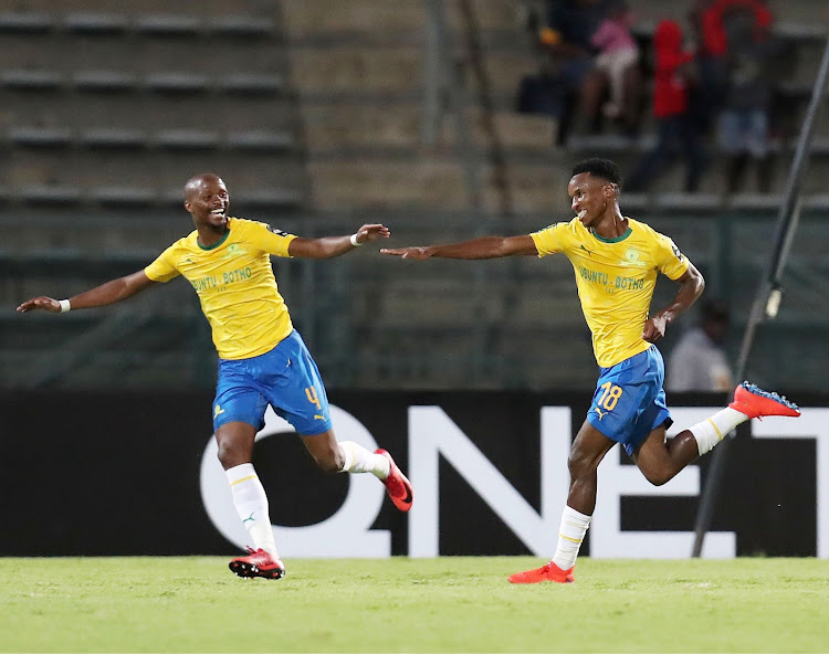f49615131bbf9 Mamelodi Sundowns through to the Caf Champions League semi-finals