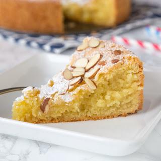 Almond Cake.