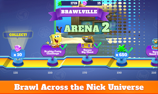 Super Brawl Universe android2mod screenshots 20