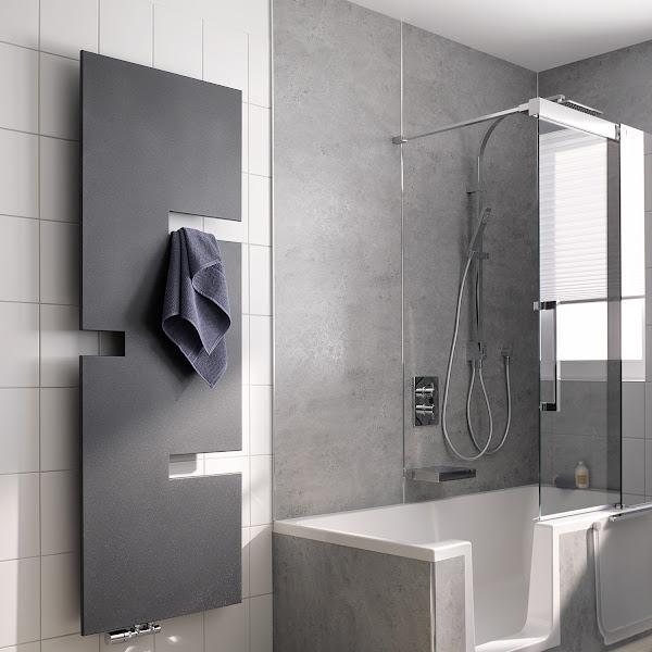 Neuer Designheizkörper Juke vom Badspezialisten HSK