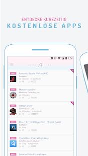 AppsFree - Kurzzeitig Kostenlose Apps Screenshot