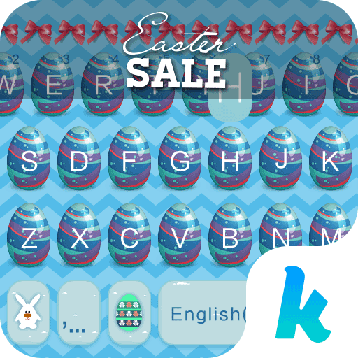 Easter Free Kika Emoji Theme
