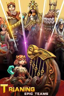 Mod Game War of Emblem - Legend for Android