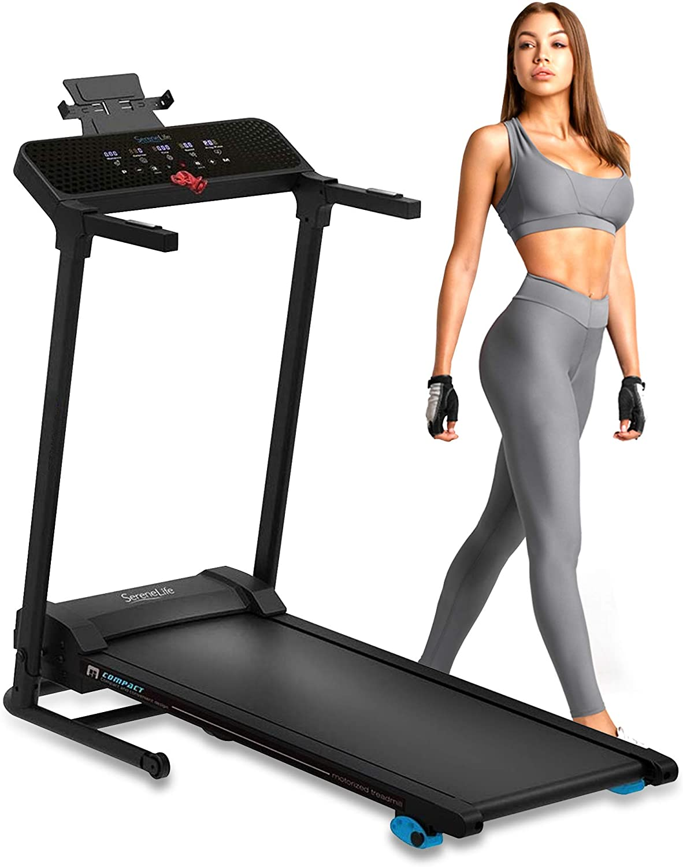 Smart Electric Folding SLFTRD30 Treadmill