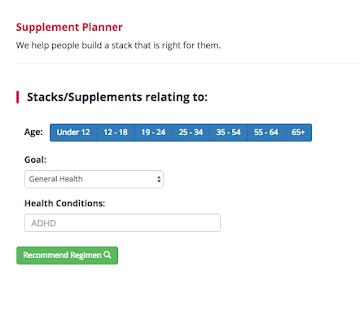 Track Supplement Medical Stack - náhled