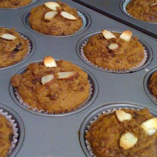 Spicy Pumpkin Carrot Muffins