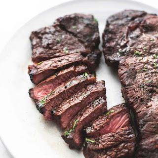Best Quick Steak Marinade.