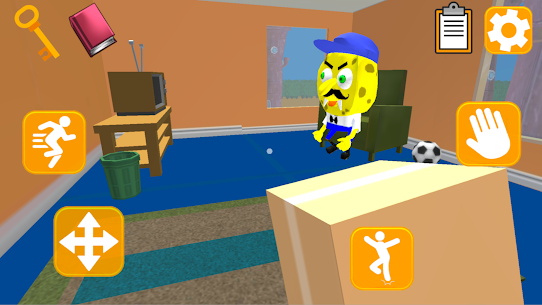 Sponge Neighbor Escape 3D App Download For Android and iPhone 8